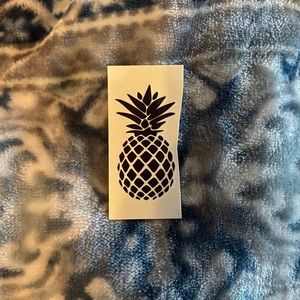 Simply Inked Pineapple Tattoo